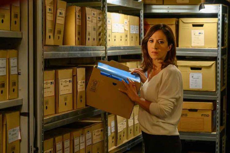 """""""Section de recherches"""" : Fabienne Carat parle de son arrivée dans la saison 14 à partir du 28 janvier sur TF1"""