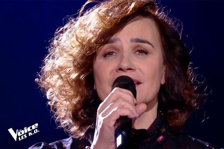 """Replay """"The Voice"""" : Nataly Vetrano chante « Sur un prélude de Bach » de Maurane (vidéo)"""