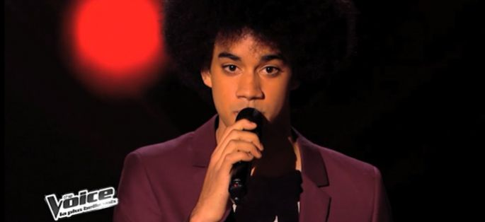 "Replay ""The Voice"" : Gwendal Marimoutou interprète « I am what I am » de Gloria Gaynor (vidéo)"