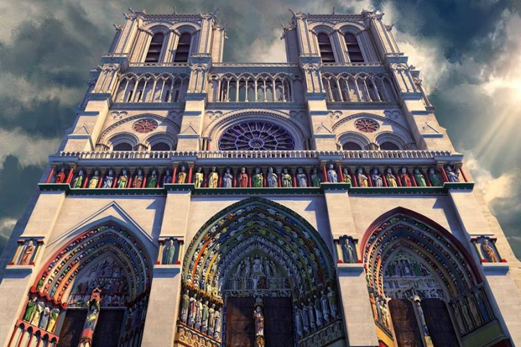 """""""Notre Dame de Paris, l'épreuve des siècles"""" racontée par Sophie Marceau le 18 décembre sur France 2 (vidéo)"""