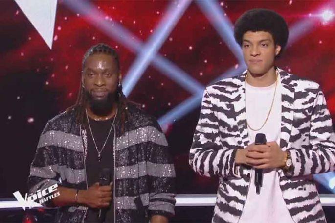 """Replay """"The Voice"""" : Gage & Hi Levelz « Déà vu » de Beyonce ft Jay Z (vidéo)"""