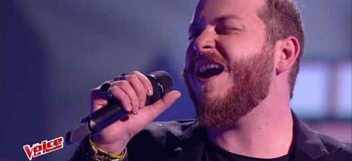 "Replay ""The Voice"" : Nicola Cavallaro chante « Your Song » d'Elton John en finale (vidéo)"