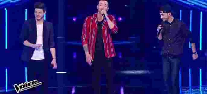 "Replay ""The Voice"" : Arcadian interprète « Love Yourself » de Justin Bieber (vidéo)"