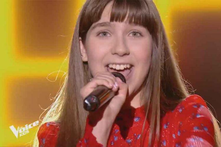 "Replay ""The Voice Kids"" : Leticia chante « Friends » de Mashmello & Anne-Marie (vidéo)"
