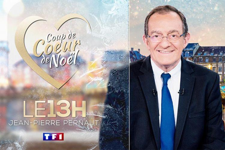 2ème édition des « Coup de cœur de Noël » dans le 13H de TF1 de Jean-Pierre Pernaut