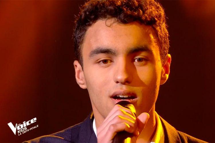 "Replay ""The Voice Kids"" : Abdellah chante « Lettre à France » de Michel Polnareff (vidéo)"