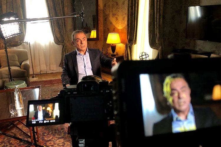 """""""Sept à Huit"""" : Carlos Ghosn s'exprime dans « Le Portrait de la semaine », ce 1er novembre sur TF1"""
