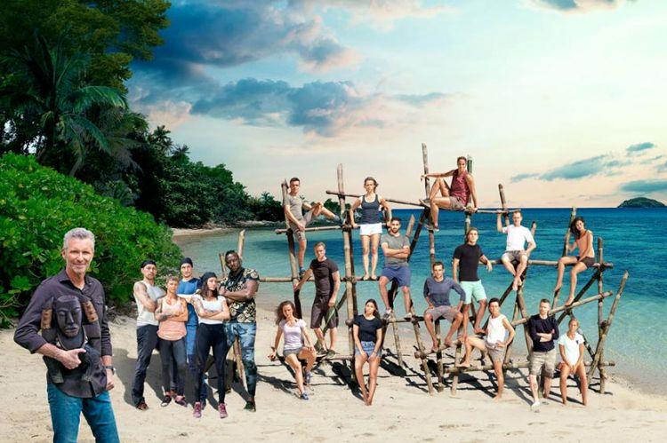 """""""Koh Lanta"""" : voici les candidats de « L'île des héros » qui démarre le 21 février sur TF1"""