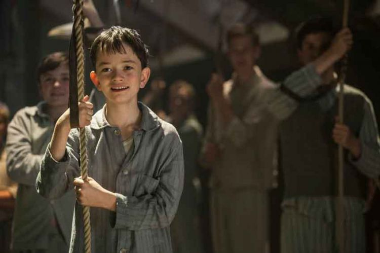 """Inédit en clair : le film """"Pan"""" sera diffusé sur TF1 lundi 31 décembre à 17:35"""