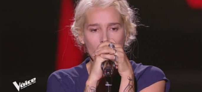 "Replay ""The Voice"" : B. Demi-Mondaine chante « Baby did a bad bad thing » de Chris Isaak (vidéo)"