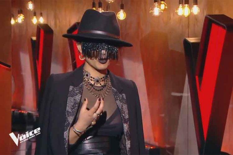 """""""The Voice"""" : mais qui est Monstre, le talent masqué de la saison 8 ? (vidéo)"""