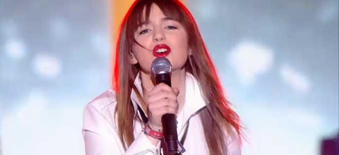 "Replay ""Nouvelle Star"" : Pauline interprète « Because The Night » de Patty Smith (vidéo)"