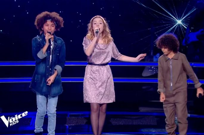 "Replay ""The Voice Kids"" : Lola, Iliane & Enzo interchantent « Empire State of Mind » de Jay-Z ft. Alicia Keys (vidéo)"