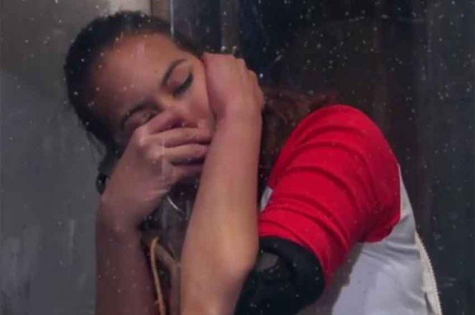 """Extrait """"Fort Boyard"""" : Miss France 2019 dans la cabine abandonnée, ce soir sur France 2 (vidéo)"""