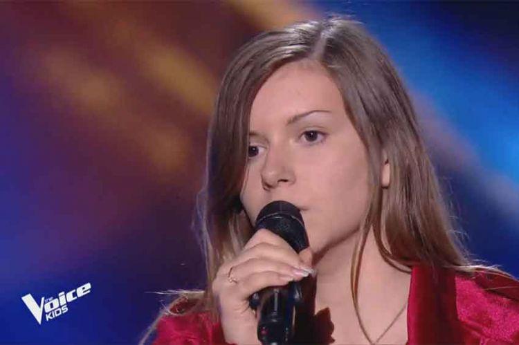 "Replay ""The Voice Kids"" : Aëlwenn chante « Too good at goodbyes » de Sam Smith (vidéo)"