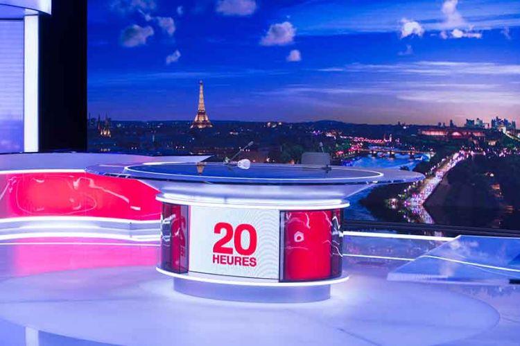 Page spéciale « Notre-Dame de Paris » dans le JT de 20H de France 2 ce vendredi 13 décembre