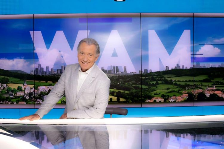 "Retour de ""William à midi"" lundi 31 août sur C8 avec William Leymergie"