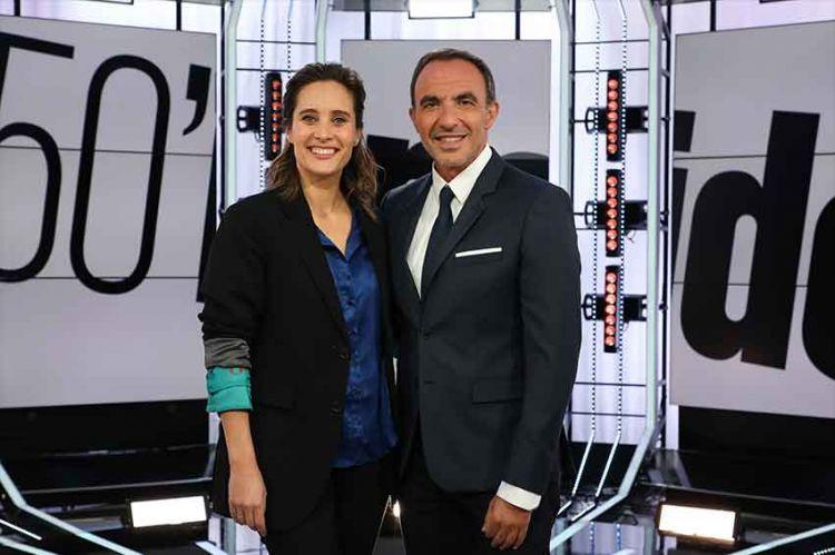 """""""50mn Inside"""" samedi 25 janvier : Nikos Aliagas reçoit Julie de Bona sur TF1"""