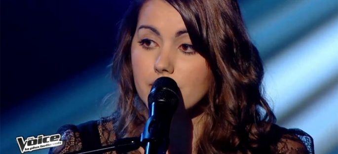 "Replay ""The Voice"" : Marina d'Amico chante « La complainte de la butte » (vidéo)"