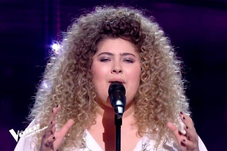 """Replay """"The Voice"""" : Cheyenne chante « Listen » de Beyoncé (vidéo)"""