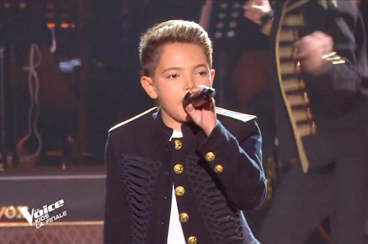 "Replay ""The Voice Kids"" : Lissandro chante « Blame It On the Boogie » des Jackson 5 (vidéo)"