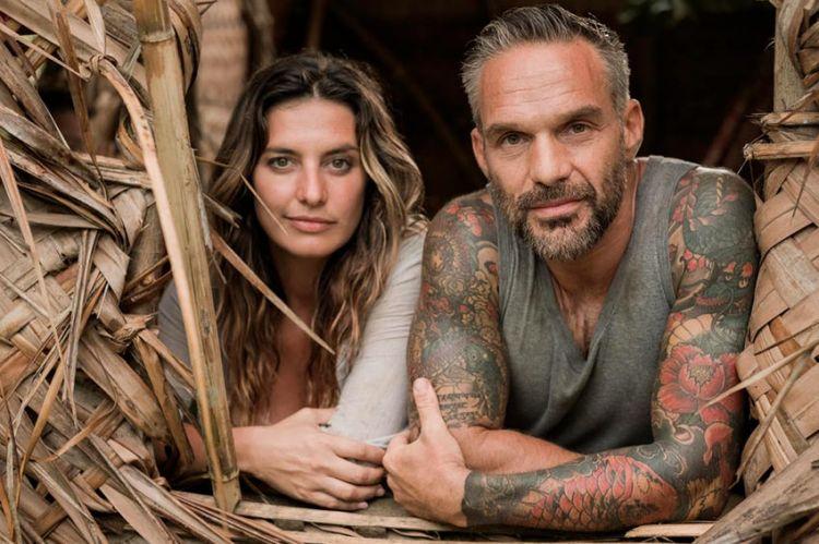 """""""Coup de foudre à Bora Bora"""" avec Laëtitia Milot et Philippe Bas, lundi 27 avril sur TF1 (vidéo)"""