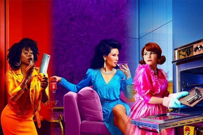 """La série inédite """"Why Women Kill"""" de Marc Cherry arrive sur M6 jeudi 26 mars"""