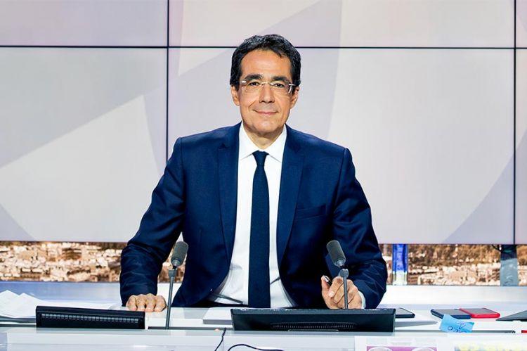 Darius Rochebin reçoit Christine Lagarde ce mardi 20 octobre sur LCI