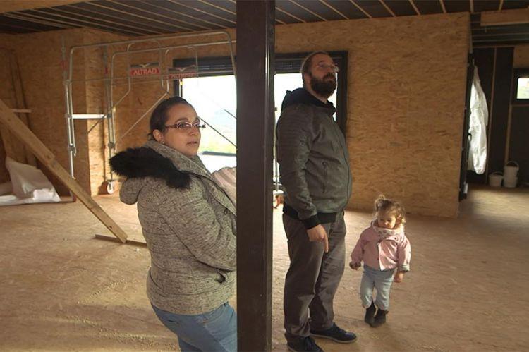 """""""Zone Interdite"""" ce soir sur M6 : en famille, ils construisent la maison de leurs rêves (vidéo)"""
