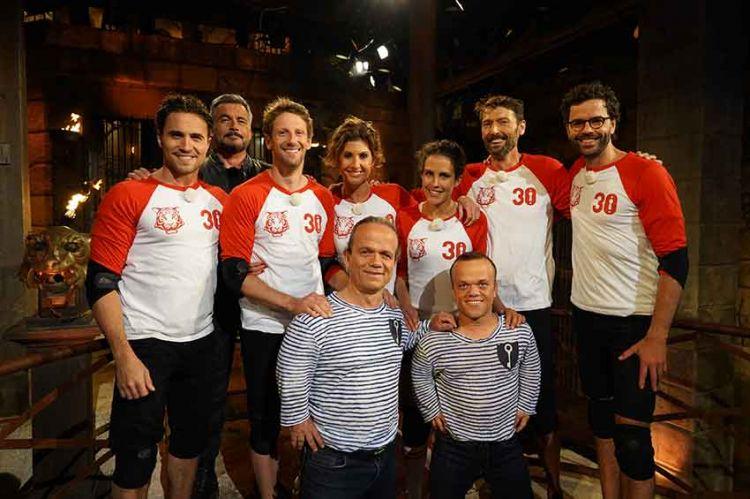 """""""Fort Boyard"""" : l'équipe Romain Grosjean remporte 18 180€ pour « Enfance et Cancer » sur France 2"""