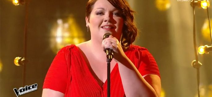 "Replay ""The Voice"" : Mathilde chante « Diamonds » de Rihanna (vidéo)"
