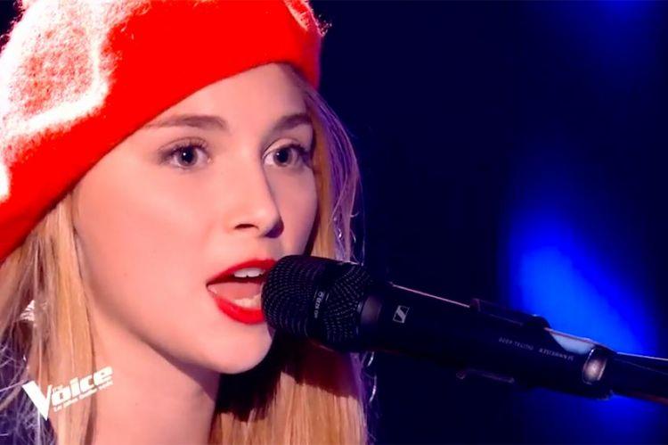 """""""The Voice"""" : TF1 dévoile l'audition d'une lycéenne qui va chanter « Poker Face » de Lady Gaga samedi soir sur TF1 (vidéo)"""