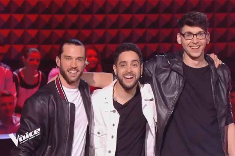 """Replay """"The Voice"""" : Scam Talk & Mayeul « Come With Me » de Puff Daddy (vidéo)"""
