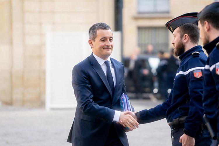 Gérald Darmanin invité du JT de 20H de TF1 ce lundi 19 octobre