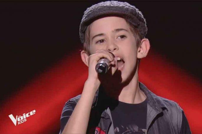 "Replay ""The Voice Kids"" : Michel chante « T.N.T » d'AC/DC (vidéo)"