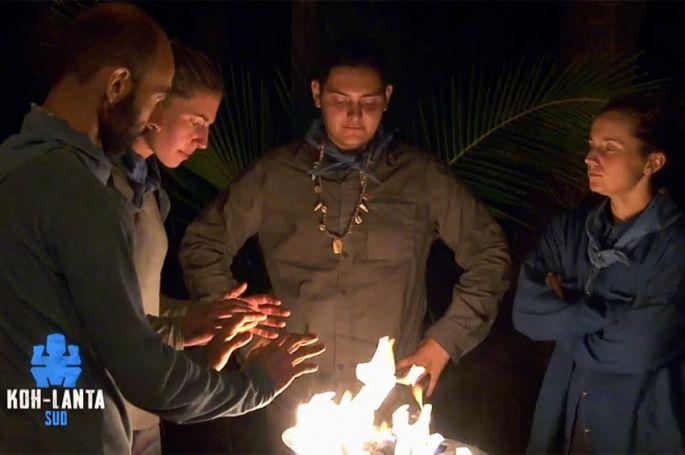 """""""Koh Lanta : les 4 terres"""" : 1ères images du 5ème épisode, vendredi 25 septembre sur TF1 (vidéo)"""