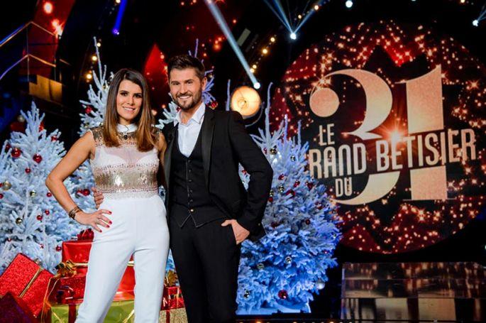 """""""Le Grand Bêtisier du 31"""" avec Karine Ferri et Christophe Beaugrand, mardi 31 décembre sur TF1"""