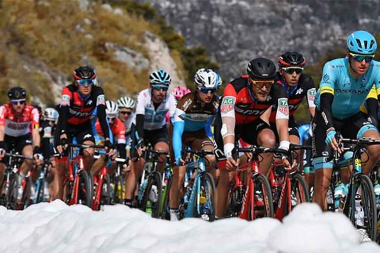 Cyclisme : Paris-Nice à vivre en direct sur France 3 du 10 au 17 mars