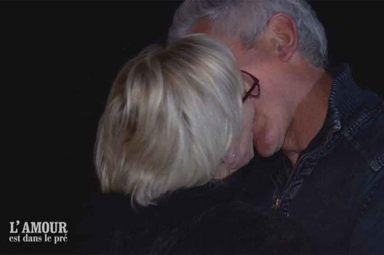 """""""L'amour est dans le pré"""" : coup de foudre chez Jean-Michel avec Christine (vidéo)"""