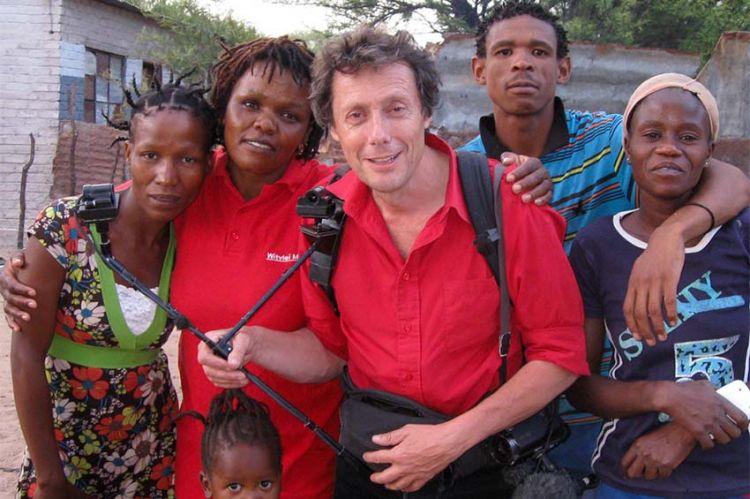 « J'irai dormir chez vous » en Namibie & en Birmanie, vendredi 22 octobre sur RMC Découverte