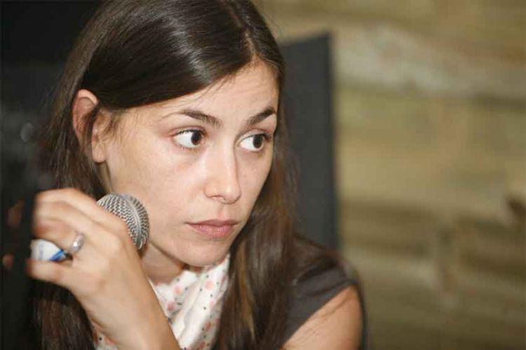 """Olivia Ruiz en tournage à Marseille dans """"Etats d'urgence"""" pour France 2"""