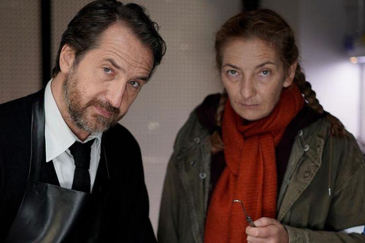 """Inédit de """"Capitaine Marleau"""" le 25 février sur France 3 avec Corinne Masiero et Edouard Baer"""