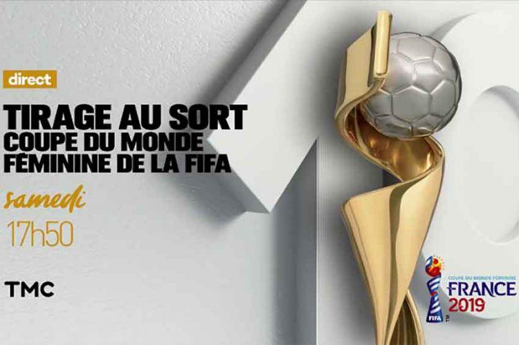 Coupe du Monde Féminine FIFA 2019 : Tirage au sort en direct sur TMC samedi 8 décembre