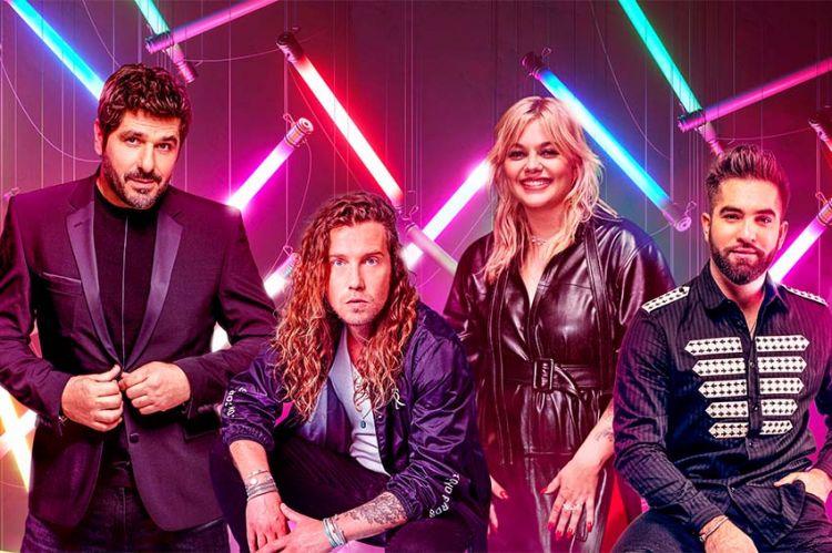 """""""The Voice Kids"""" de retour en 2022 sur TF1 avec deux nouveaux coachs : Louane & Julien Doré"""