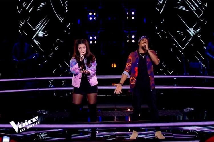 "Replay ""The Voice"" : Ifè & Kim chantent « Trop beau » de Lomepal (vidéo)"
