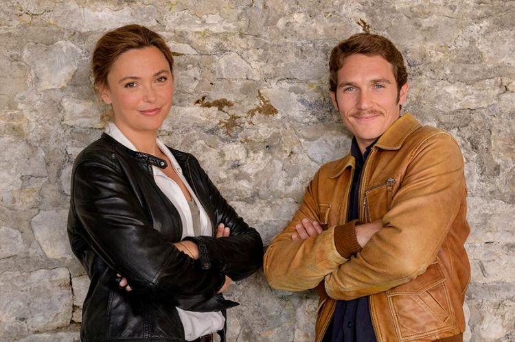"""""""Meurtres dans le Jura"""" le 15 février sur France 3 avec Sandrine Quétier & Pierre-Yves Bon"""