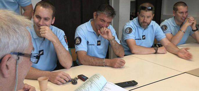 """Inédit : """"La brigade"""" série documentaire sur la Gendarmerie Nationale à partir du 8 avril sur TF1"""