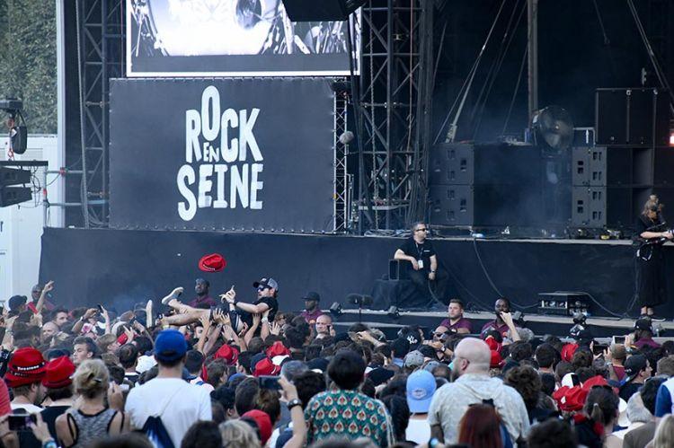 Festival Rock en Seine le 27 août sur France 2 : les artistes présents