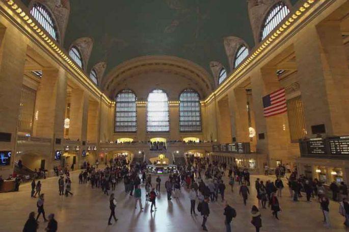 """""""Reportages découverte"""" en immersion à Grand Central, la gare de New York, ce 20 juillet sur TF1"""