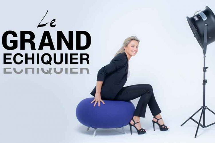 """""""Le Grand Echiquier"""" en direct de Paris le 4 juillet sur France 2, les invités d'Anne-Sophie Lapix"""